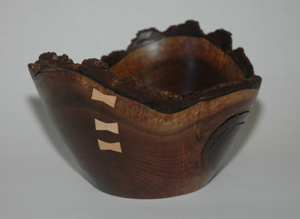 Walnut Bowl from Festival 2005